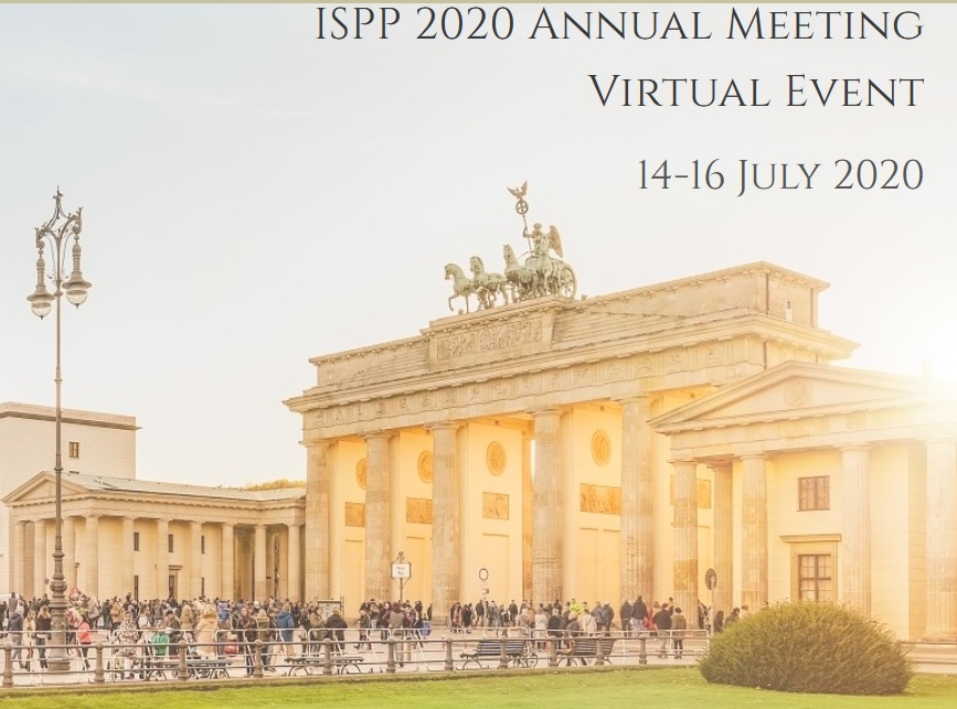 Our symposium at a virtual ISPP meeting 2020